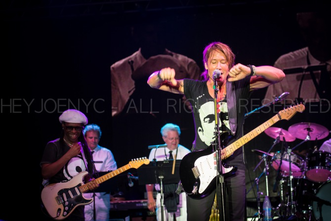 Nile Rogers and Keith Urban3